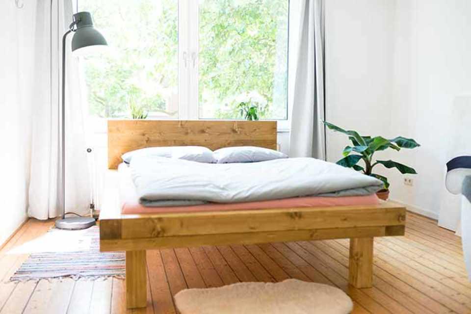 Häufig Bett Ludwig selber bauen - Betten - OBI Selbstbaumöbel TY03
