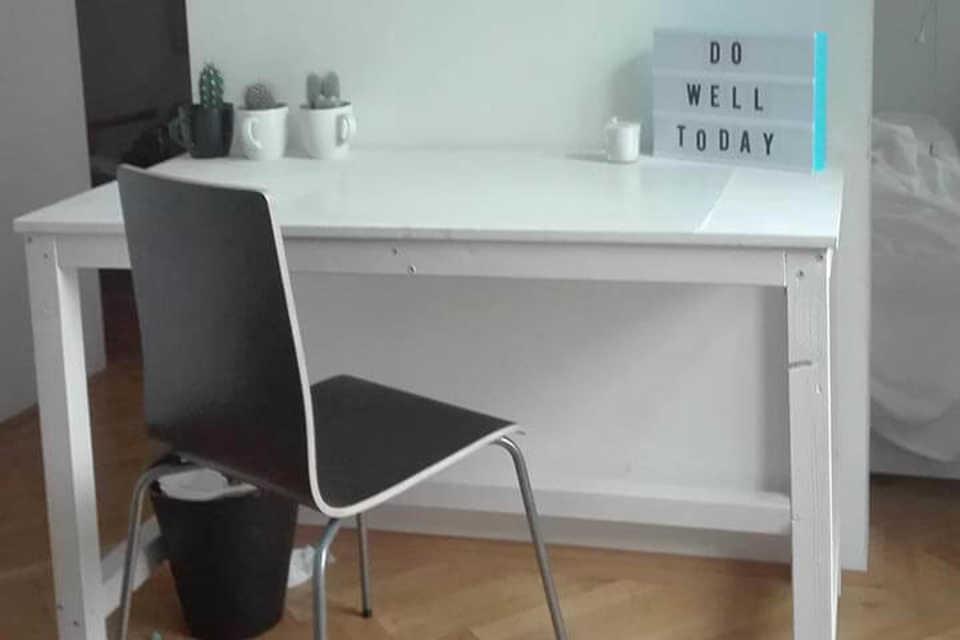 Schreibtisch Egon Selber Bauen Tische Obi Selbstbaum Bel