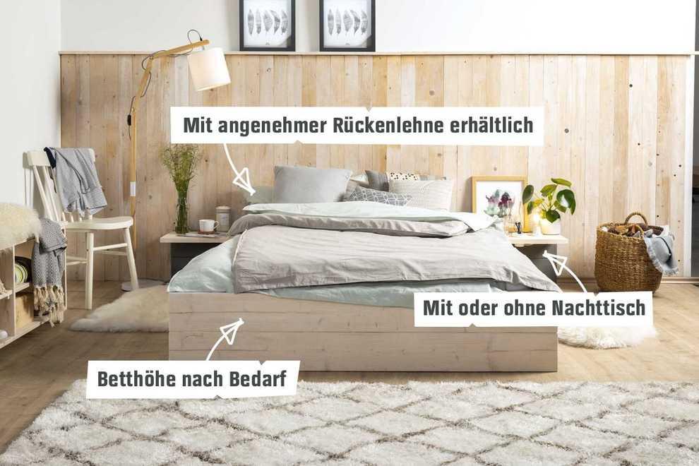 Bett Franz Selber Bauen Betten Obi Selbstbaumöbel