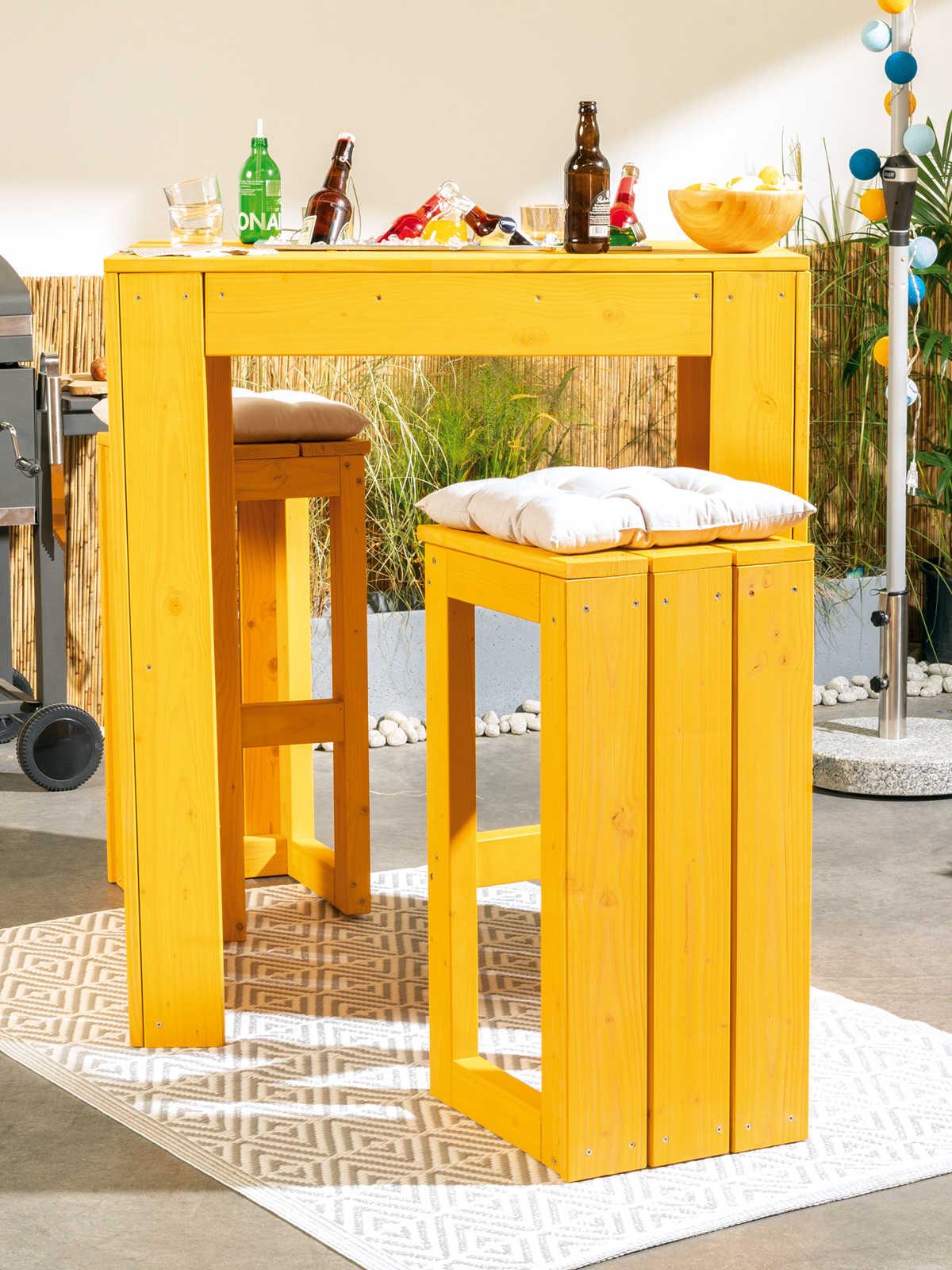übersicht Garten & Balkon CREATE by OBI