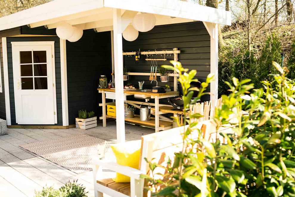 Outdoorküche Möbel Bewertung : Outdoorküche alfons selber bauen gartenmöbel obi selbstbaumöbel