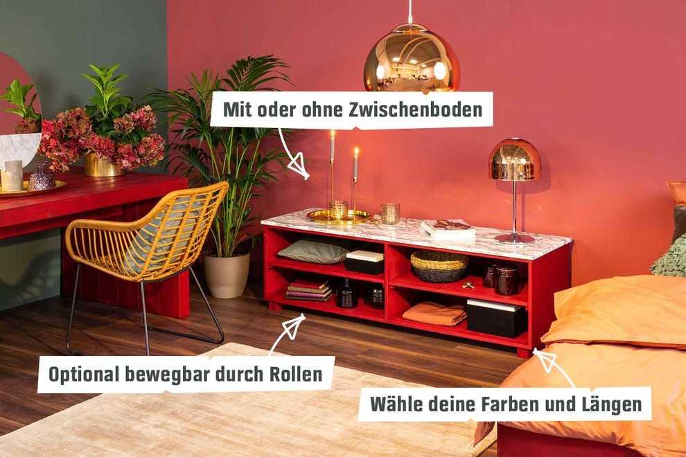 Sideboard Thea Selber Bauen