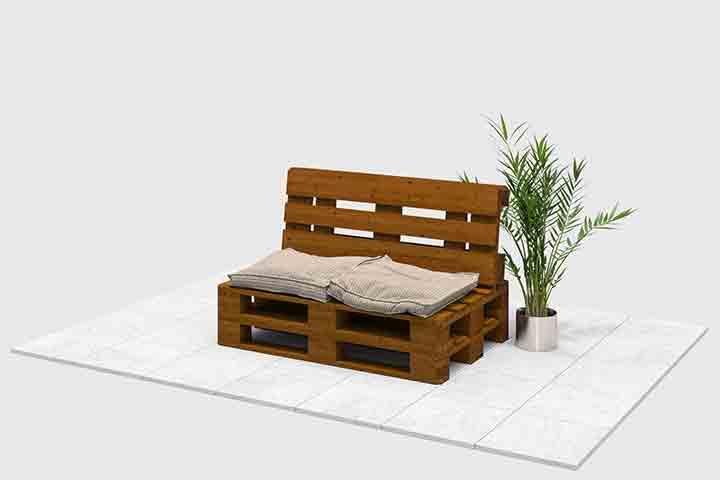 Übersicht: Palettenmöbel - OBI Selbstbaumöbel