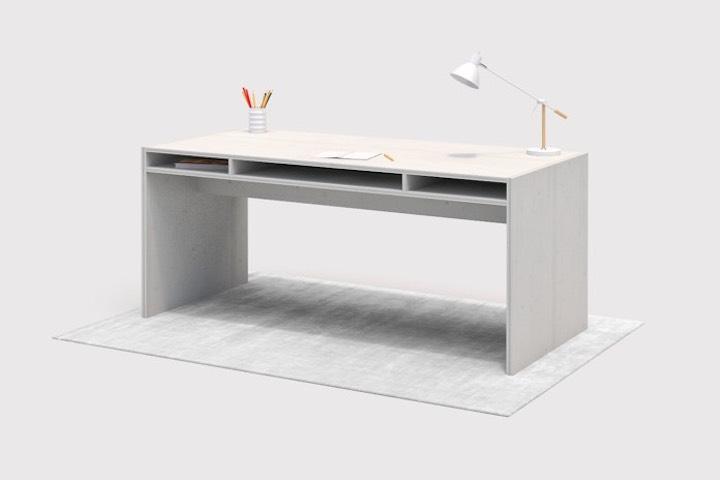 Projekt flurm bel lisa obi selbstbaum bel for Schreibtisch otto