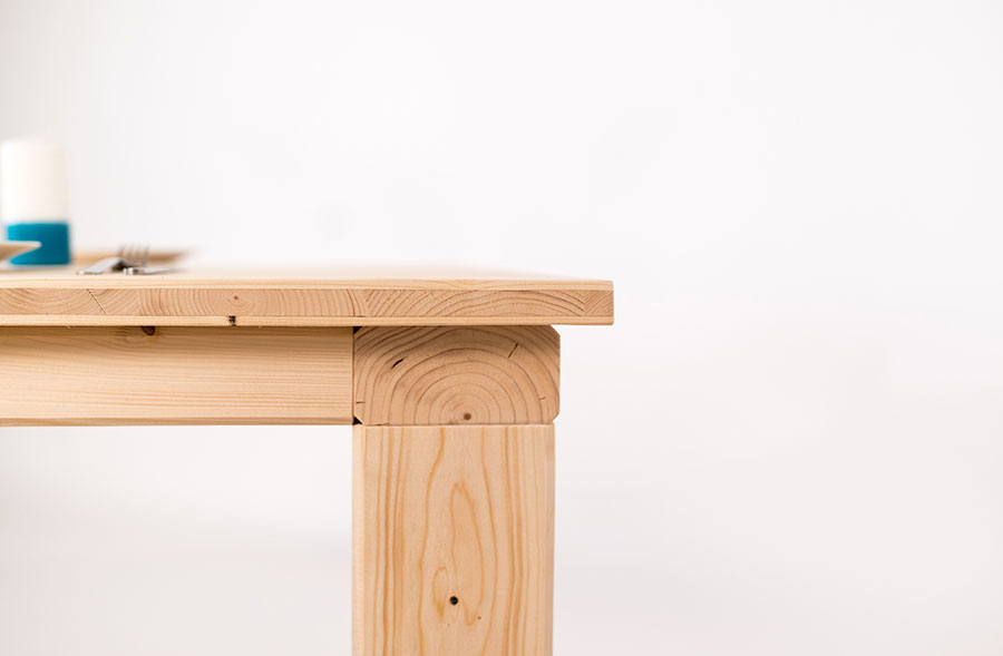 projekt tisch karl obi selbstbaum bel. Black Bedroom Furniture Sets. Home Design Ideas