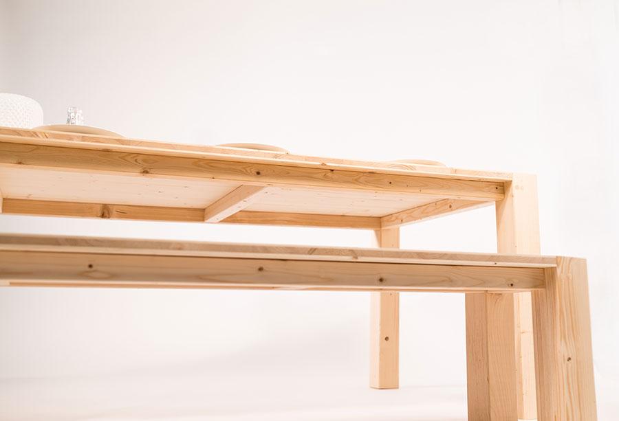 projekt tisch maren obi selbstbaum bel. Black Bedroom Furniture Sets. Home Design Ideas